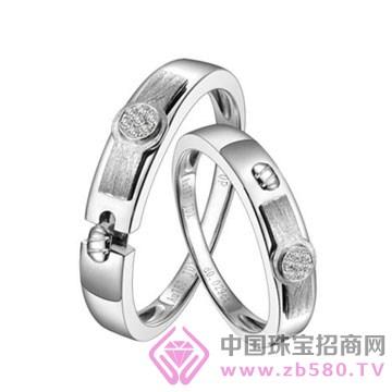 宝银莊银饰-镶钻戒指02