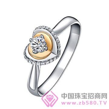 宝银莊银饰-镶钻戒指03