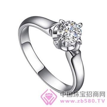 宝银莊银饰-镶钻戒指04