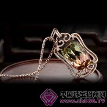清云珠宝—宝石吊坠07
