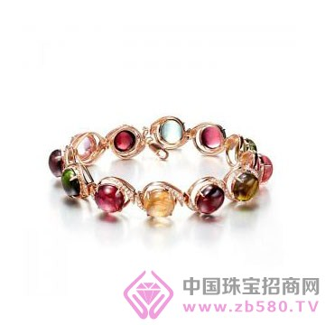 晶晶福彩宝-彩宝手链