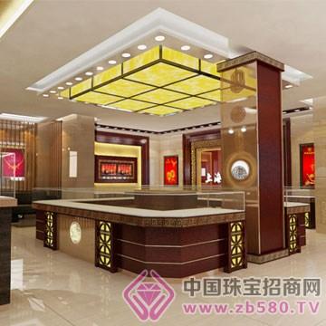 新辉珠宝展具-工程案例14