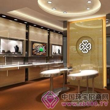 新辉珠宝展具-工程案例17