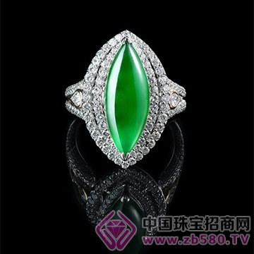 贵玲珑珠宝-翡翠戒指
