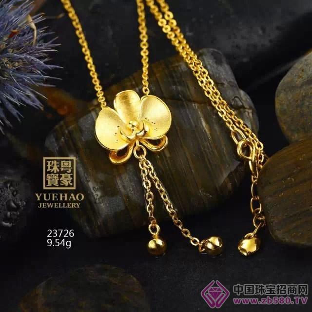 >> 正文  粤豪珠宝倾情推出母亲节感恩系列首饰,以黄金打造高洁典雅的