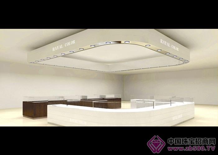 罗亚卡尔珠宝-加盟店面展示04