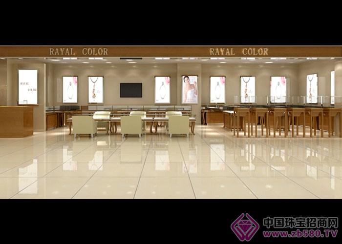 罗亚卡尔珠宝-加盟店面展示05
