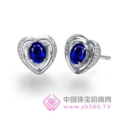 罗亚卡尔珠宝-宝石耳钉10