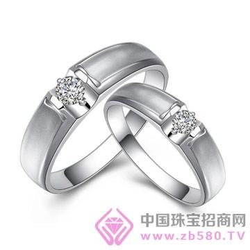Pd婚恋珠宝-K金对戒01