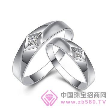 Pd婚恋珠宝-K金对戒04