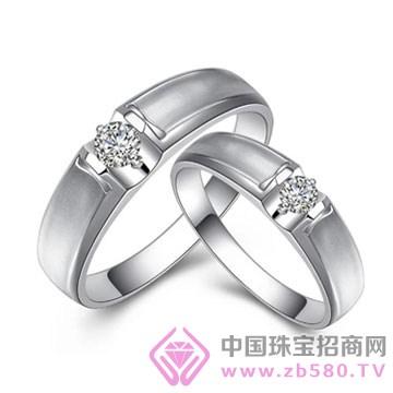 Pd婚恋珠宝-K金对戒06