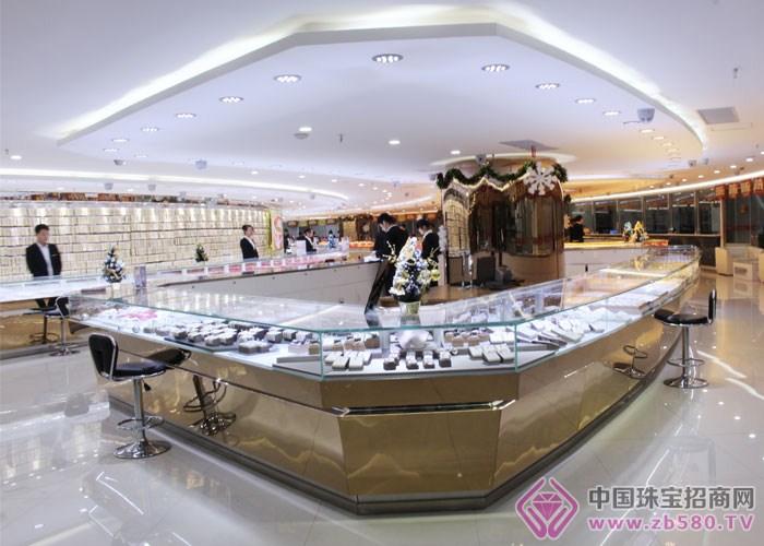 兴达珠宝-加盟店面展示10