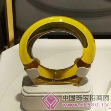 周嘉福琥珀-手镯05