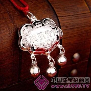 兴达珠宝-纯银吊坠06