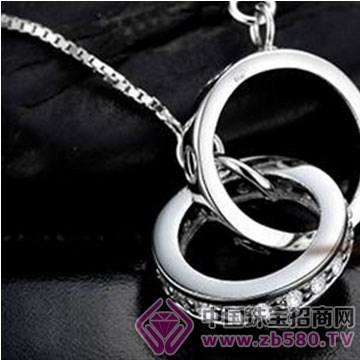 兴达珠宝-纯银吊坠08