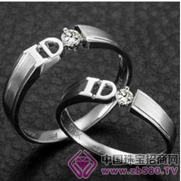 兴达珠宝-纯银钻戒02