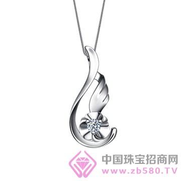 英特纳珠宝-钻石吊坠01