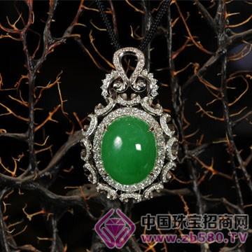 英特纳珠宝-玉石吊坠06
