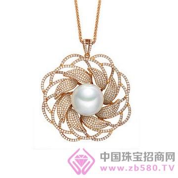 美裕珍珠-珍珠吊坠01