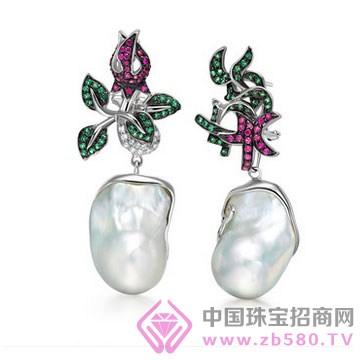 美裕珍珠-珍珠耳饰02