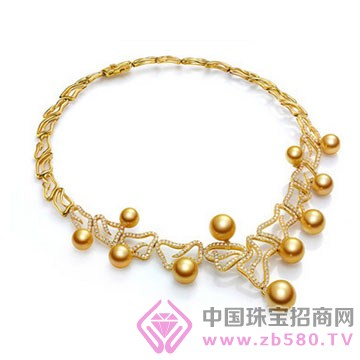 美裕珍珠-珍珠项链01