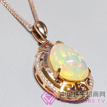 隆福珠宝-宝石吊坠02