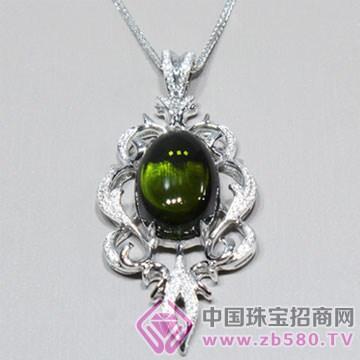 隆福珠宝-宝石吊坠03