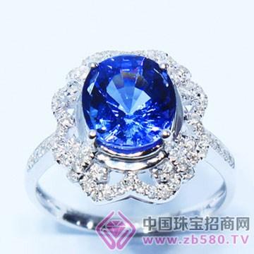 隆福珠宝-宝石戒指01