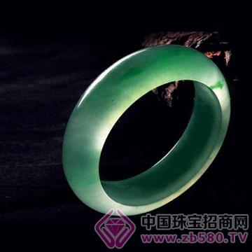 中艺珠宝-翡翠手镯05