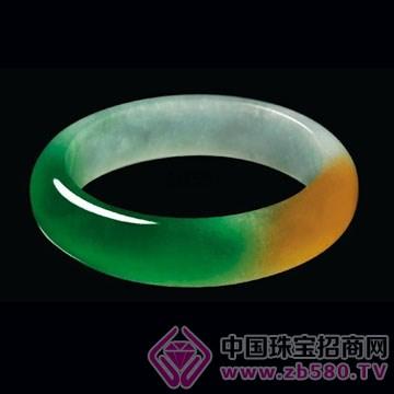 中艺珠宝-翡翠手镯08