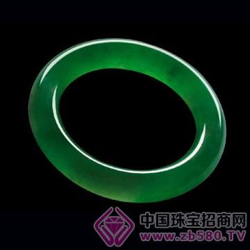 中艺珠宝-翡翠手镯10