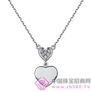 申国黄金-纯银吊坠03