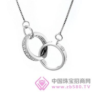 申国黄金-纯银吊坠05