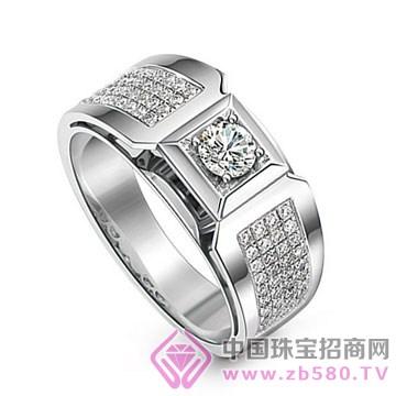申国黄金-钻石戒指01