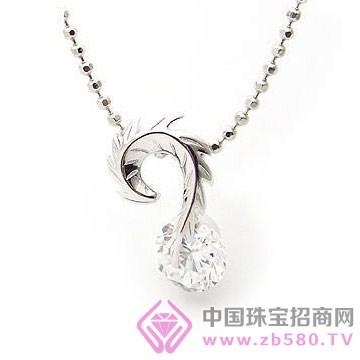 天宝成银楼-纯银吊坠04
