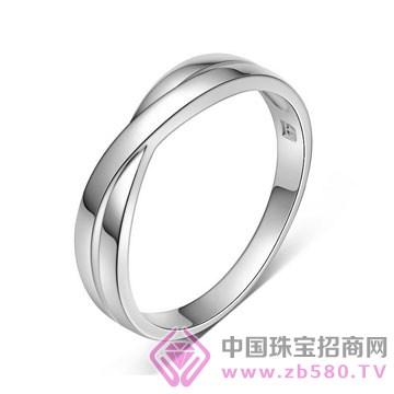 天宝成银楼-纯银戒指01