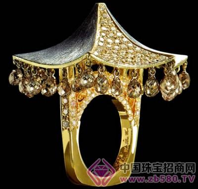 当珠宝融入中国元素 美加入古典气息