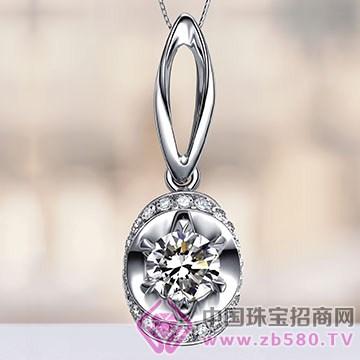 王老五钻石-钻石吊坠【吾心】