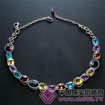 皇家·梵诗-宝石项链01