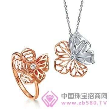 爱与被爱珠宝-蝶恋花系列