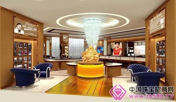 三致展示浅谈展柜展厅的创意设计与前景_中国珠宝招商