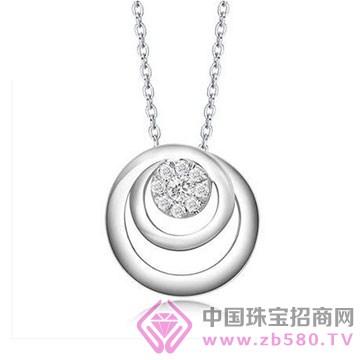 梦祥珠宝-钻石吊坠02