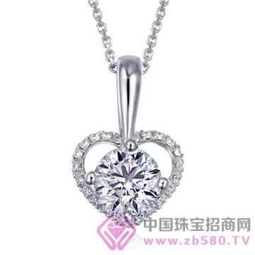 梦祥珠宝-钻石吊坠03