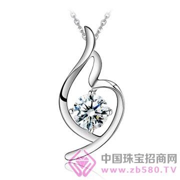 梦祥珠宝-钻石吊坠04