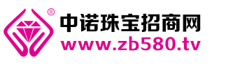 中國珠寶招商網內頁logo