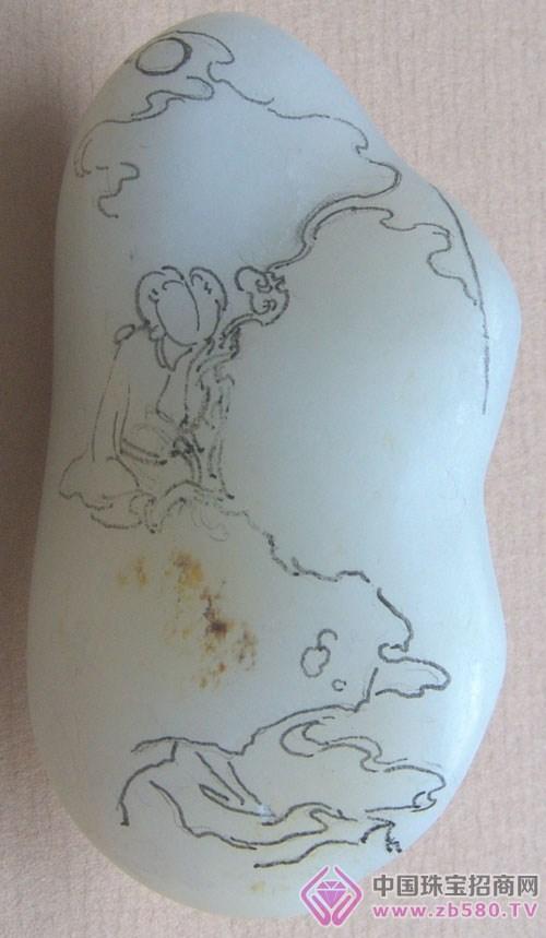 古代陶瓷制作步骤绘画