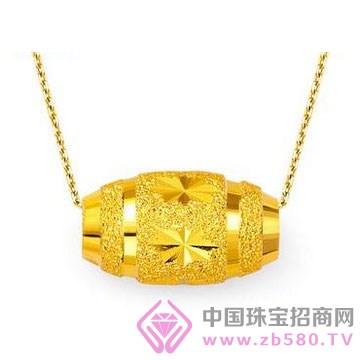 港澳黄金-黄金吊坠04