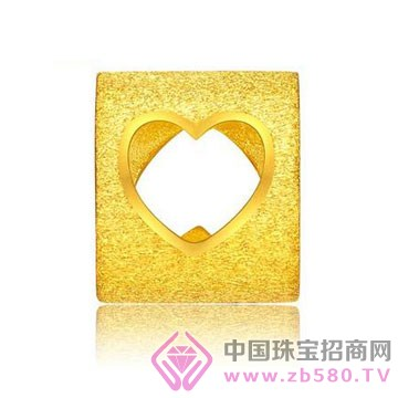港澳黄金-黄金吊坠06