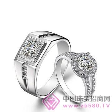 银大福珠宝-银戒指10