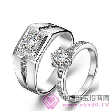 银大福珠宝-银戒指12